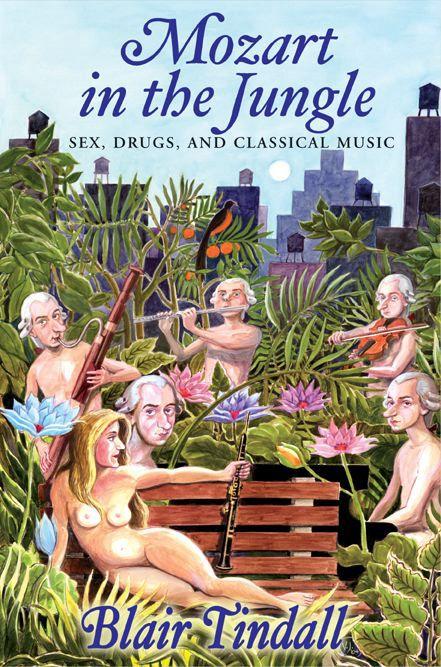 mozart in the jungle book cover